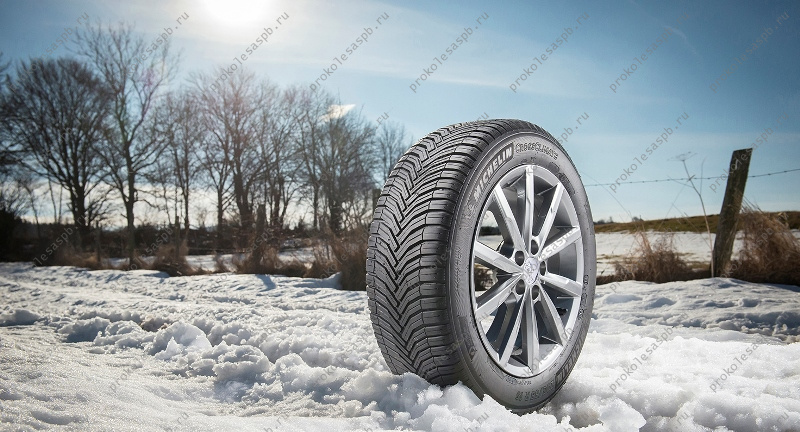 Michelin CrossClimate 215/55 R16 97V XL