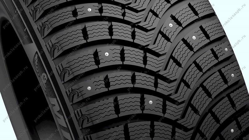Michelin Latitude X-Ice North 2 Plus 235/55 R18 104T XL