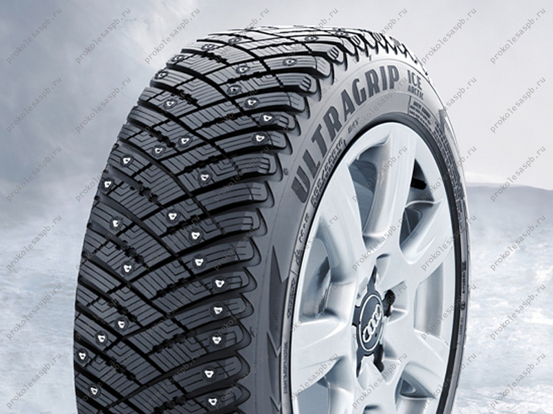 Goodyear Ultra Grip Ice Arctic 245/45 R18 100T XL