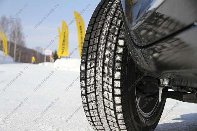 Dunlop Winter Maxx SJ8 275/60 R20 115R