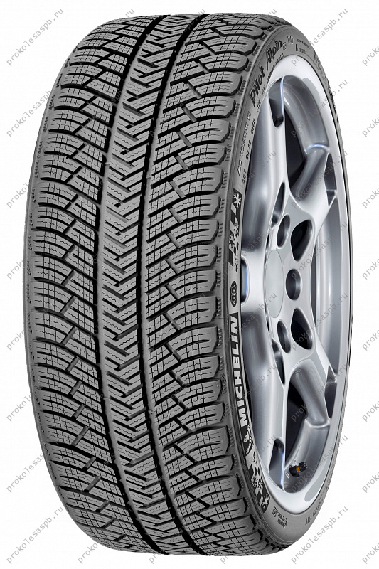 Michelin Pilot Alpin 4 235/55 R17 103H XL