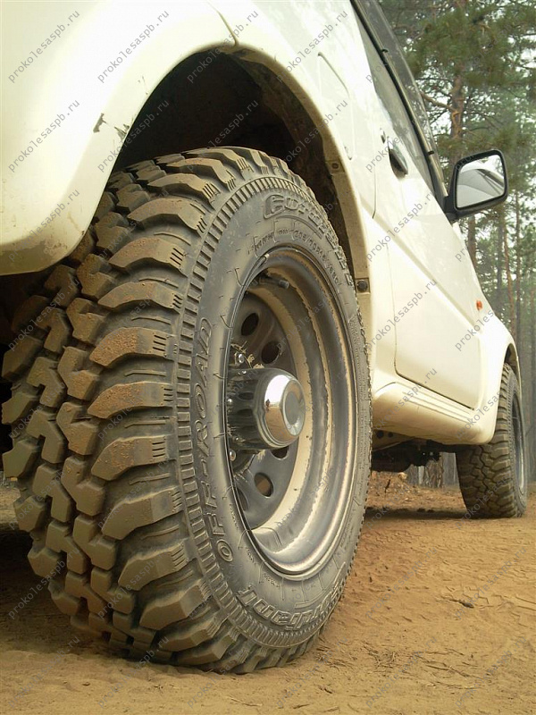 Cordiant Off Road 235/75 R15 109Q
