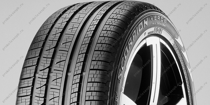 Pirelli Scorpion Verde All Season 255/60 R18 112H XL