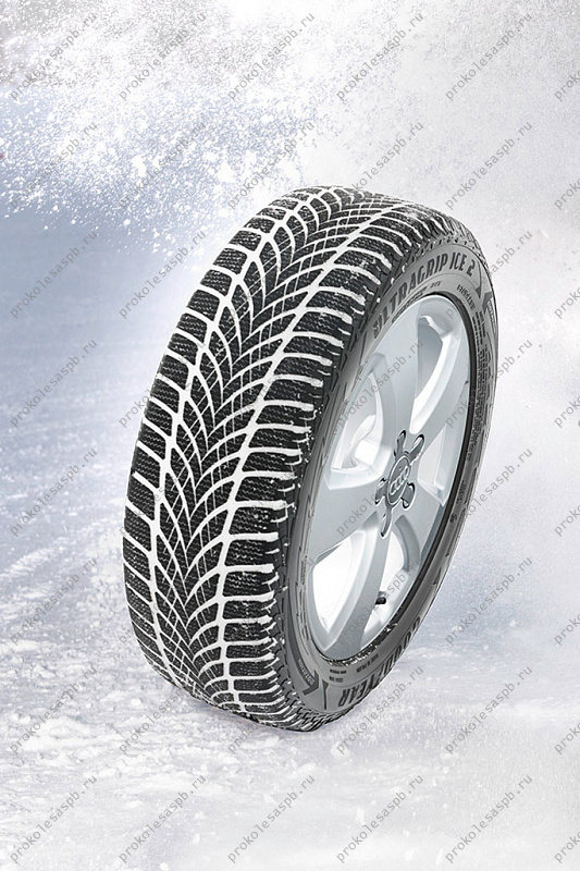 Goodyear Ultra Grip Ice 2 215/50 R17 95T XL