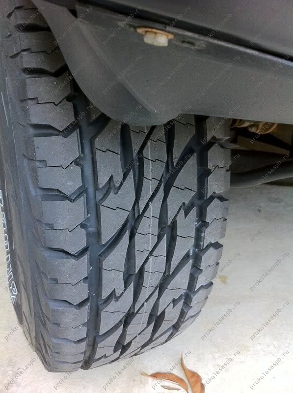 Bridgestone Dueler AT 697 235/70 R16 106T