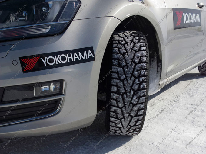 Yokohama Ice Guard IG55 245/45 R18 100T XL