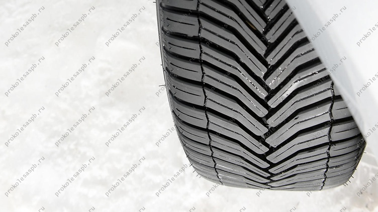 Michelin CrossClimate SUV 235/55 R18 104V XL